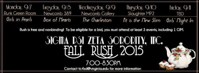 Fall 2015 Rush Cover Photo