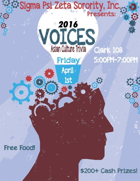VOICES Spring 2016_Flyer